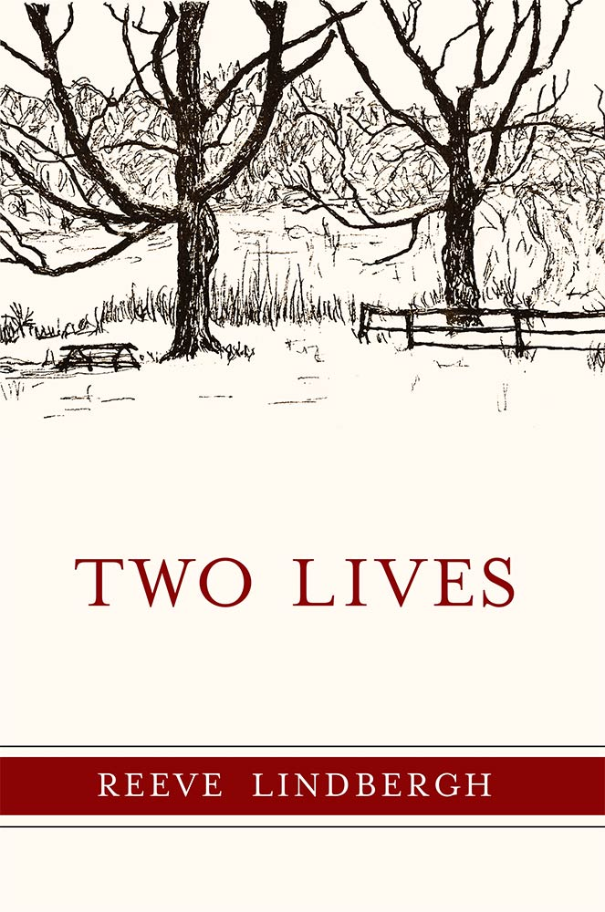 Two Lives book cover by Reeve Lindbergh
